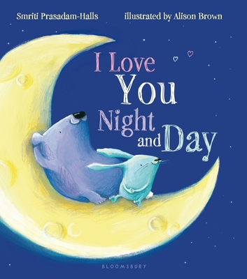I Love You Night and Day Cover Image