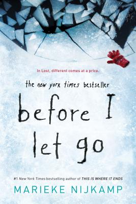 Before I Let Go Cover Image
