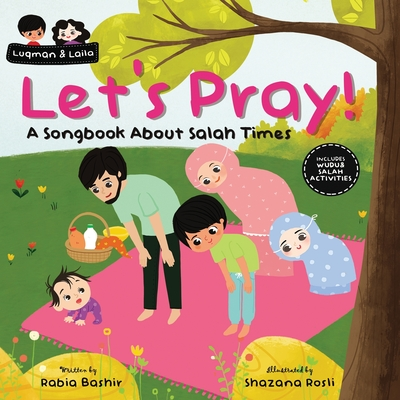 Let's Pray!: A Songbook About Salah Times Cover Image