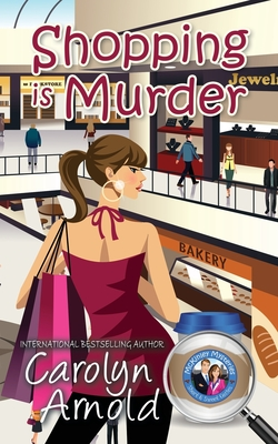 Cover for Shopping is Murder