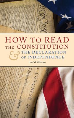 How to Read the Constitution and the Declaration of Independence (Freedom in America #1) Cover Image