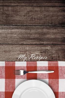 My Recipes Cover Image
