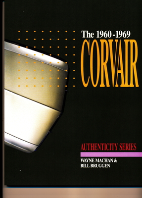 The 1960-1969 Corvair Cover Image
