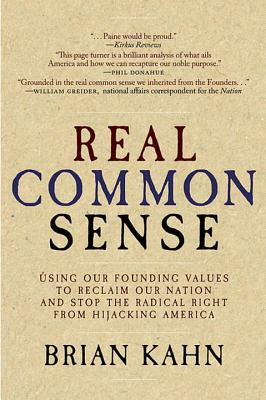 Real Common Sense Cover