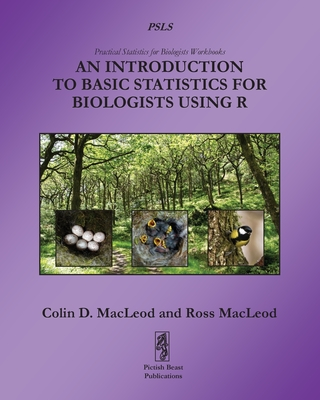 An Introduction to Basic Statistics for Biologists using R Cover Image