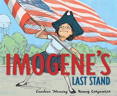 Imogene's Last Stand Cover
