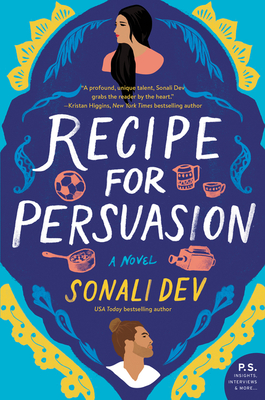 Recipe for Persuasion: A Novel (The Rajes Series #2) Cover Image