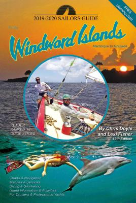 The 2019-2020 Sailors Guide to the Windward Islands Cover Image