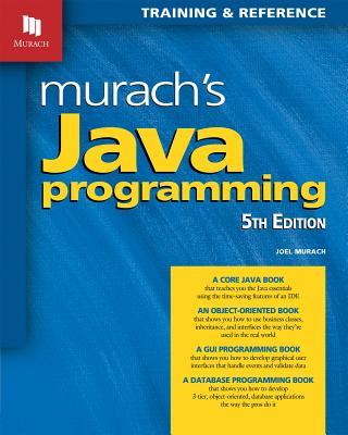Murach's Java Programming Cover Image