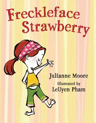Freckleface Strawberry Cover