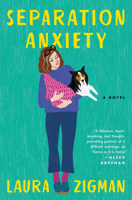 Separation Anxiety: A Novel Cover Image