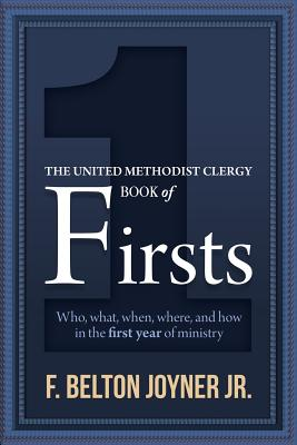 The United Methodist Clergy Book of Firsts Cover Image