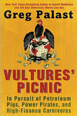 Vultures' Picnic Cover