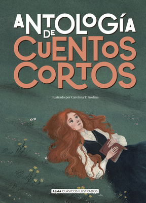 Antología de cuentos cortos (Clásicos ilustrados) Cover Image