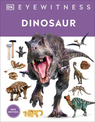 Cover for Dinosaur (DK Eyewitness)