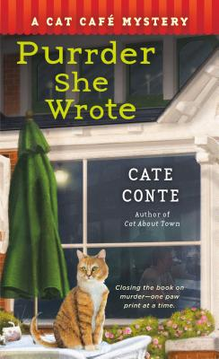 Cover for Purrder She Wrote