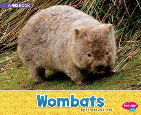 Wombats: A 4D Book (Australian Animals) Cover Image