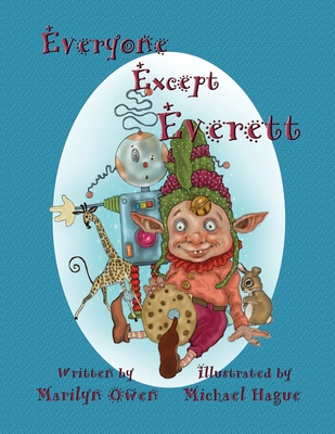 Everyone Except Everett Cover Image