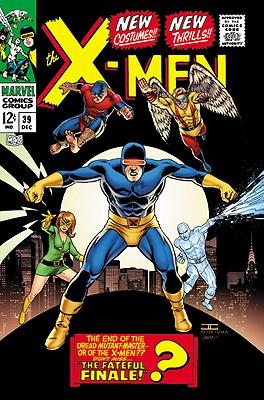 The X-Men Omnibus, Volume 2 Cover