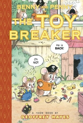 Benny and Penny in the Toy Breaker Cover Image