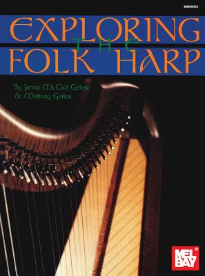 Cover for Exploring the Folk Harp