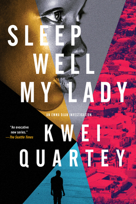Sleep Well, My Lady (An Emma Djan Investigation #2) Cover Image