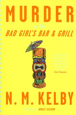 Murder at the Bad Girl's Bar & Grill Cover