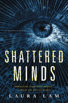 Shattered Minds Cover