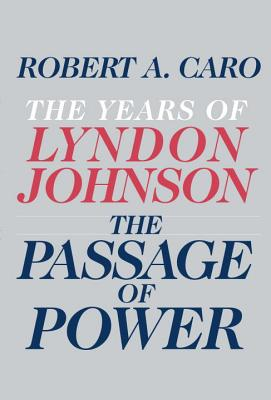 The Passage of Power Cover