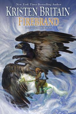 Cover for Firebrand (Green Rider #6)