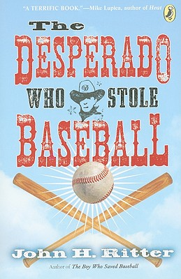 The Desperado Who Stole Baseball Cover Image