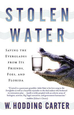 Cover for Stolen Water