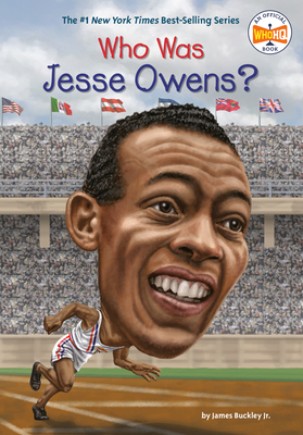Cover for Who Was Jesse Owens? (Who Was?)