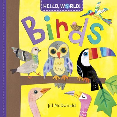 Hello, World! Birds Cover Image