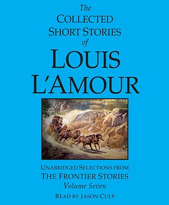 The Frontier Stories Cover