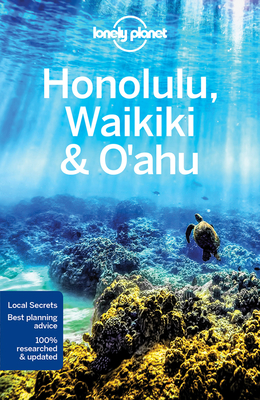 Lonely Planet Honolulu Waikiki & Oahu 5 (Regional Guide) Cover Image