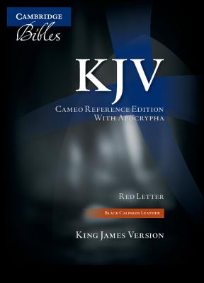 Reference Bible-KJV-Cameo Cover Image