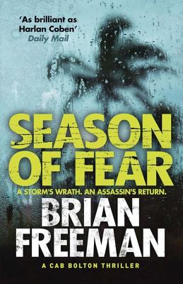 Season of Fear (A Cab Bolton Thriller #2) Cover Image
