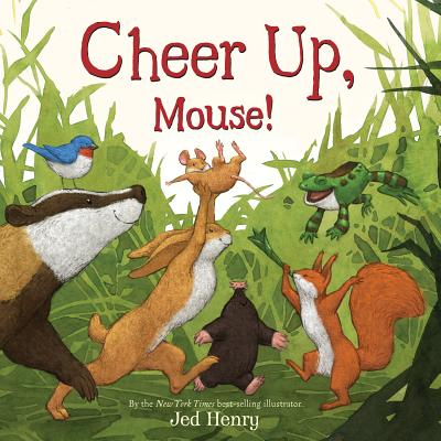 Cheer Up, Mouse! Cover