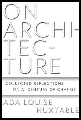 Cover for On Architecture