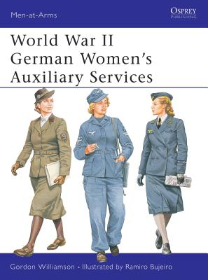 World War II German Women S Auxiliary Services Cover