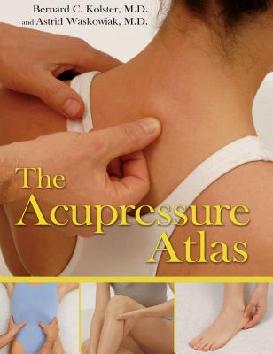 The Acupressure Atlas Cover Image