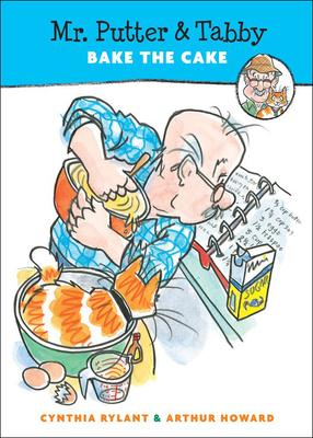 Mr. Putter & Tabby Bake the Cake Cover Image