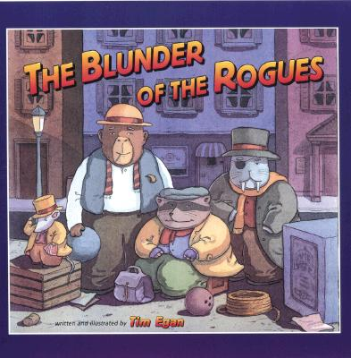 The Blunder of the Rogues Cover