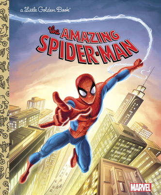 The Amazing Spider-Man (Marvel: Spider-Man) Cover Image
