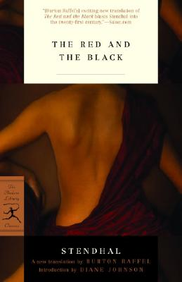 The Red and the Black (Modern Library Classics) Cover Image