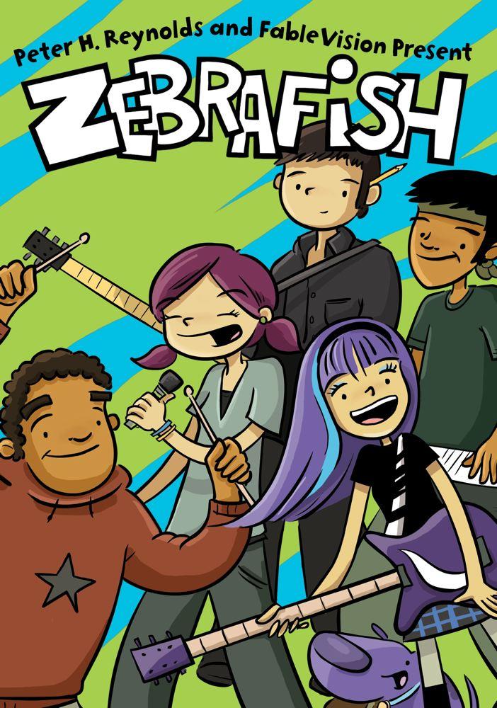 Zebrafish Cover Image