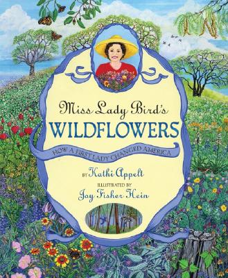 Miss Lady Bird's Wildflowers Cover
