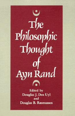 Philosophic Thought of Ayn Rand Cover