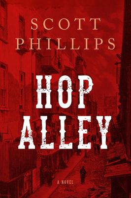 Hop Alley: A Novel Cover Image